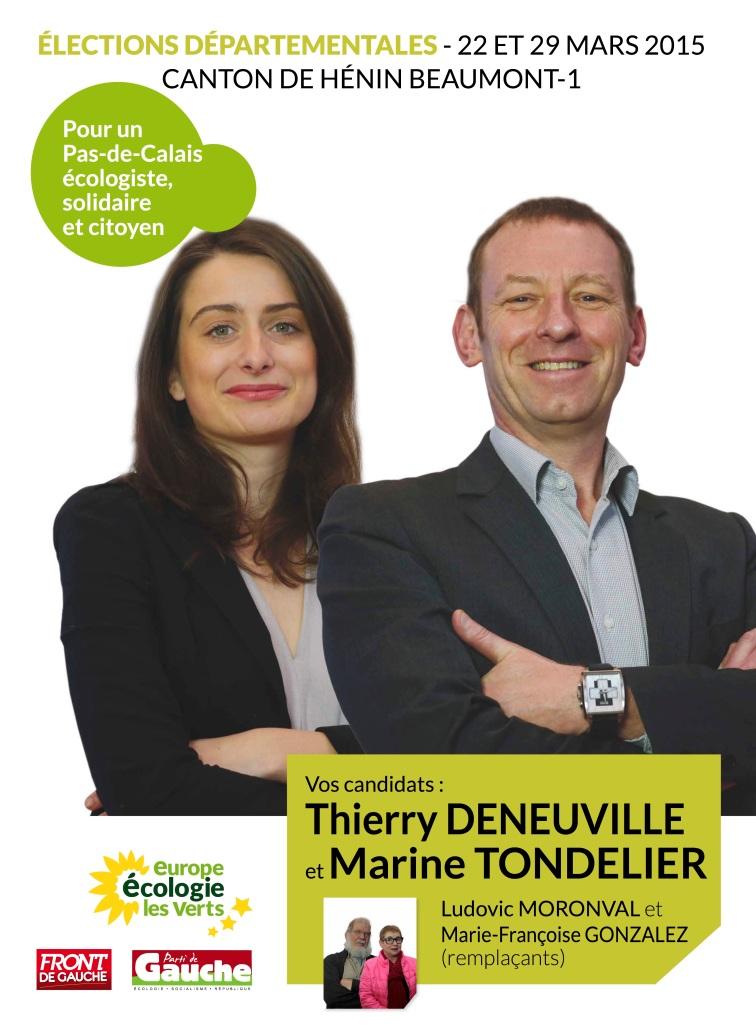 2015 - départementales - affiche