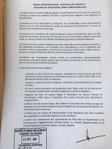 Pièce 1 - Courrier tel que présenté en Conseil municipal.JPG
